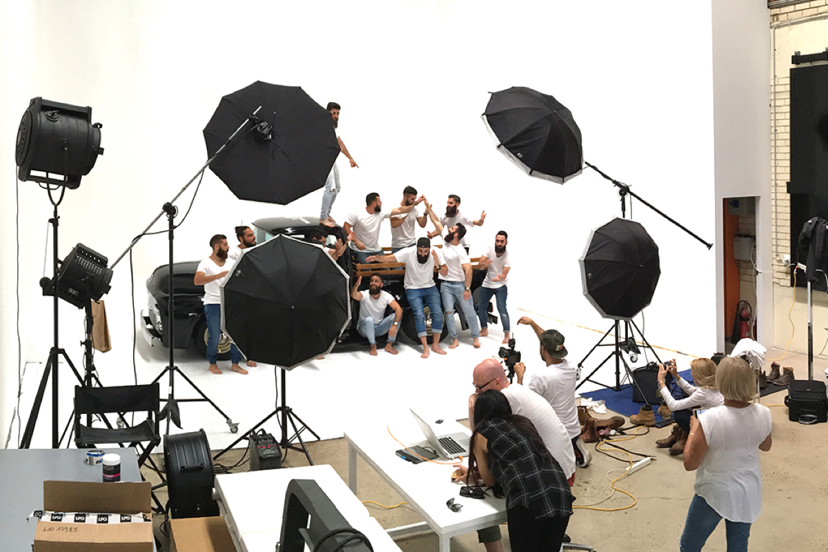 Hire Photography Studio and Cyclorama, Macquarie Park, Sydney